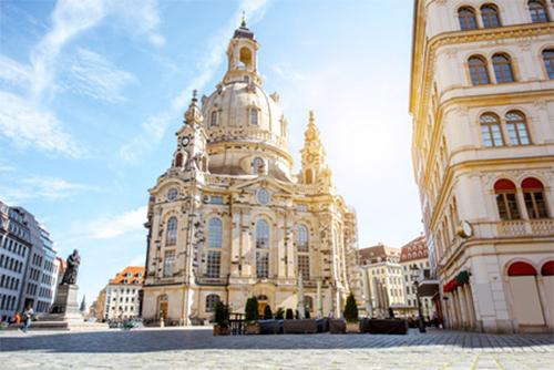 Frauenkirche Dresden Stadtrundfahrt