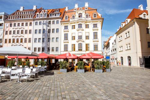 Übernachtung in Dresden buchen