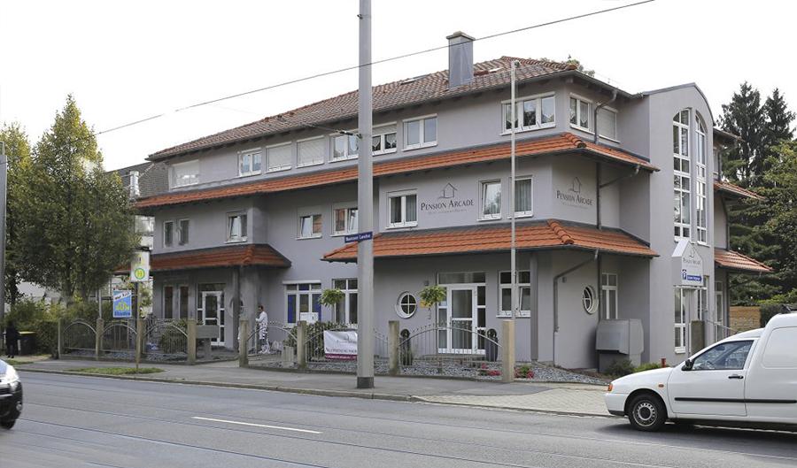 Pension Arcade Weißer Hirsch Dresden