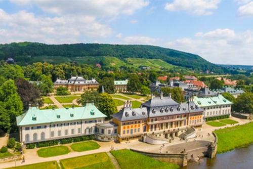 Sehenswürdigkeiten Schloss Pillnitz Dresden